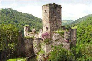 belcastel-castle