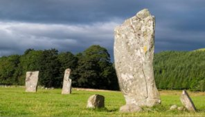 Scotland-Kilmartin-NetherLargieStone