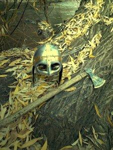 jornfell___hand_forged_viking_battle_axe_by_wildwolfworkshop-d5ke0az