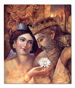 Atusa Shahbanu - Wife of Darius the Great